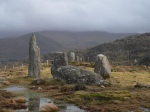 Cashelkeelty Stone Circle - Beara Peninsula - Ireland