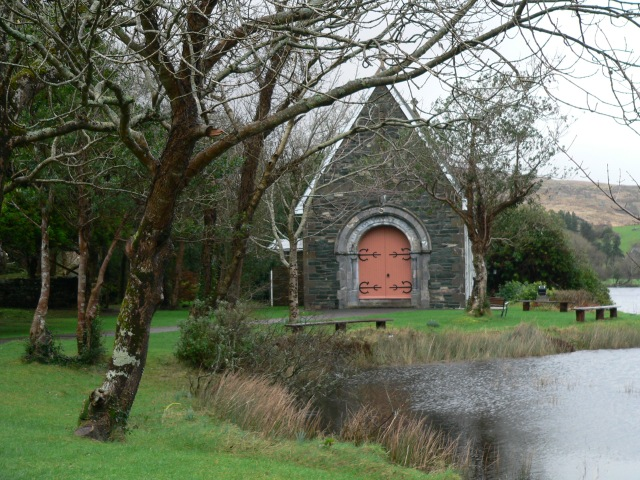Smallest Church in Ireland