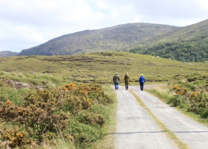 Walk through Western Ireland