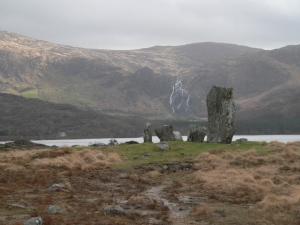 Uragh Stone Circle - Beara Peninsula