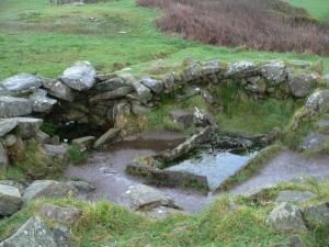 Prehistoric Hut at Drombeg Stone Circle