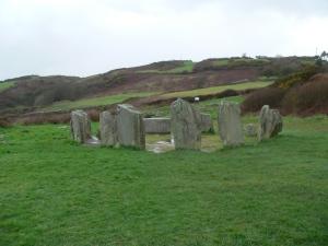 Drombeg Stone Circle - Co. Cork