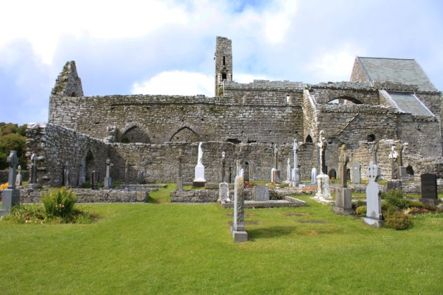 Corcomroe Abbey - The Burren