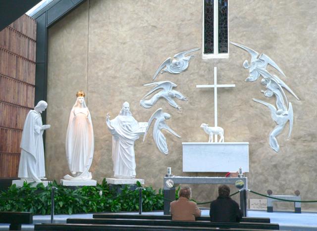 Knock Shrine - County Mayo Ireland