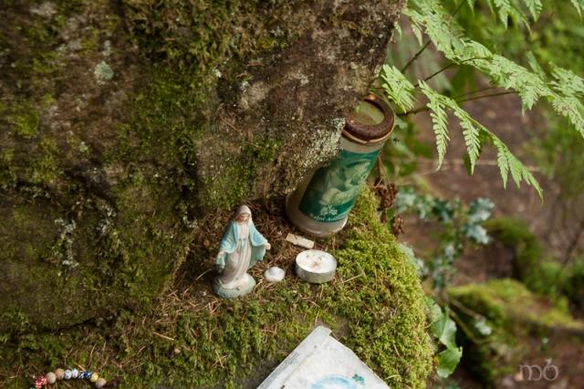 Shrine at St. Patrick's Chair