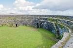 Grianán of Aileach inside