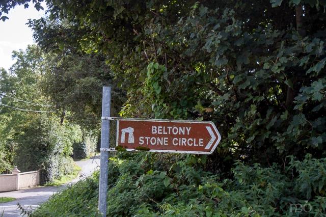 Beltony Stone Circle