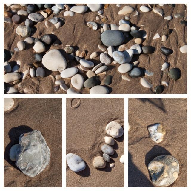 White Park Bay Stones