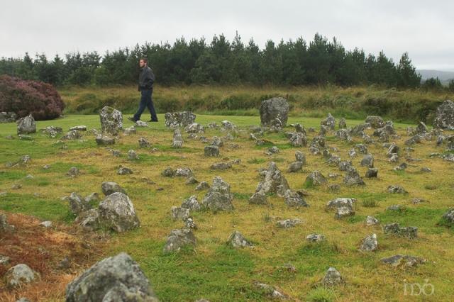 Beaghmore Stone Circle