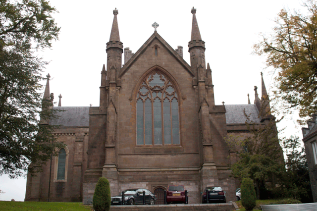 St. Patrick's Cathedral - Armagh